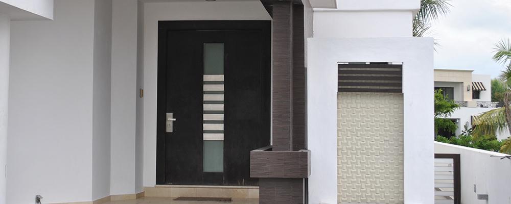 puertas residenciales de aluminio On puertas residenciales