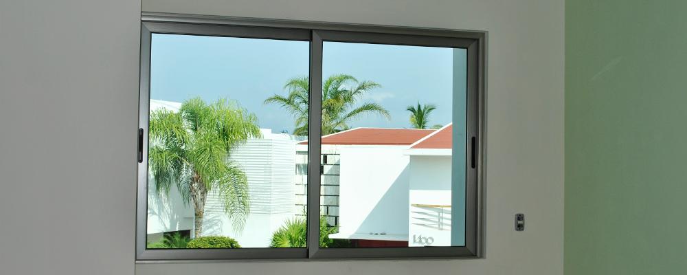 Ventanas corredizas de aluminio Puertas corredizas seguras